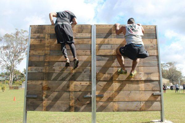 Wall Climbing Station