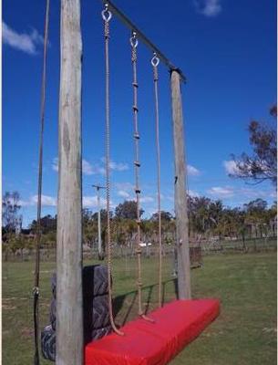 Rope Climb Station